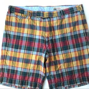 Polo Ralph Lauren Indian Madras Plaid Shorts 34W